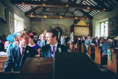 Jesse Knibbs Photographer - Lake District Wedding in Church