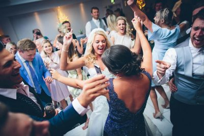 Jesse Knibbs Photographer - Lake District Wedding party dancing