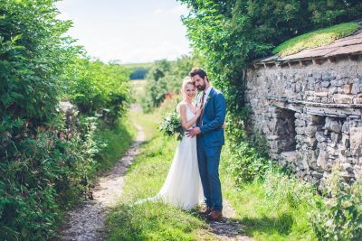 Jesse Knibbs Photographer - Lake District Wedding country road