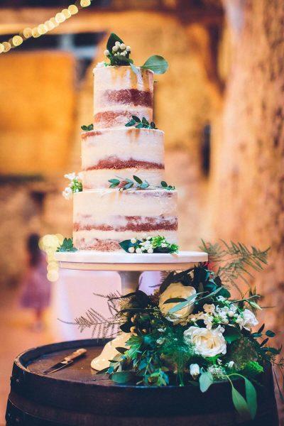 Jesse Knibbs Photographer - Lake District Wedding wedding cake