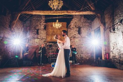 Jesse Knibbs Photographer - Lake District Wedding first dance